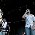 Seattle's biggest hip hop group busts out new and old tunes that satisfied Block Party's sweaty masses