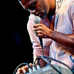 2011.09.03: Shabazz Palaces @ Bumbershoot - KEXP Music Lounge, S