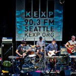 2011.09.03: STRFKR @ Bumbershoot - KEXP Music Lounge, Seattle, W