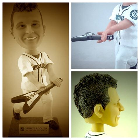 Mike McCready 2013 bobblehead